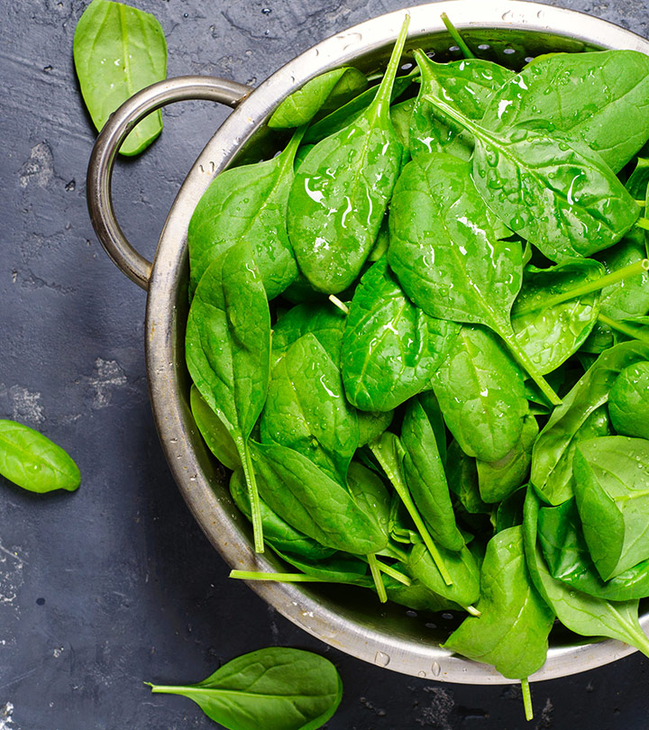 How To Use Spinach For Hair Growth?