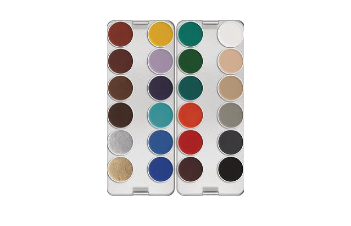 KRYOLAN-24-Aquacolor-Wet-Makeup-Palette