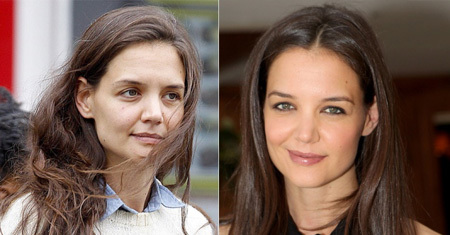 Hollywood Actresses Without Makeup Top 10 Photos - Celebrity-without-makeup