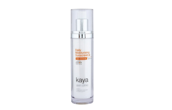 Best Sunscreens For Dry Skin - 2. Kaya Daily Moisturising Sunscreen with Spf 30+