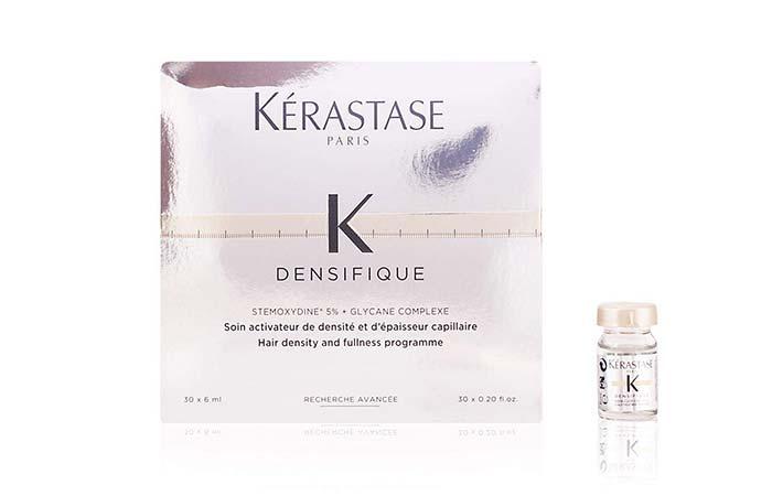 Kerastase Densifique Hair Density Quality Fullness Activator Program