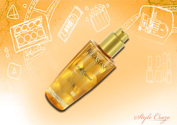 Kerastase Elixir Ultime Nourishing Treatment Oil