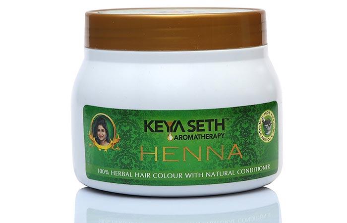 Keya Seth Aromatherapy Hair Products - Keya Seth Aromatherapy Henna