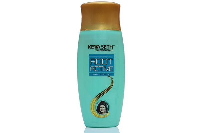 Keya Seth Aromatherapy Hair Products - Keya Seth Aromatherapy Root Active Hair Vitalizer