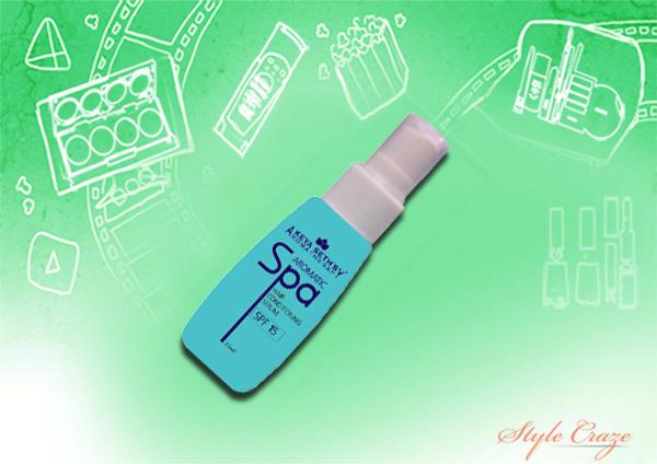 keya seth aromatic spa conditioner hair serum