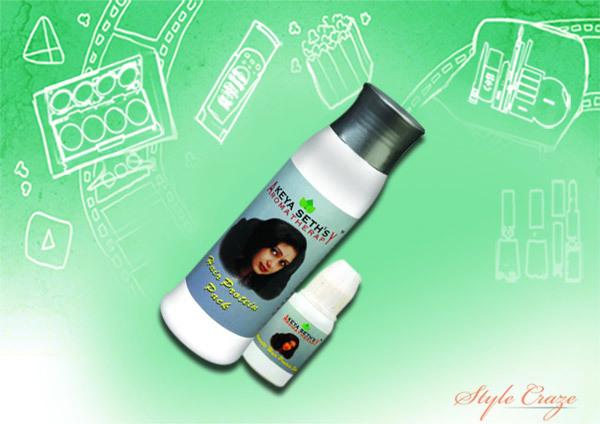 keya seth hair protein pack