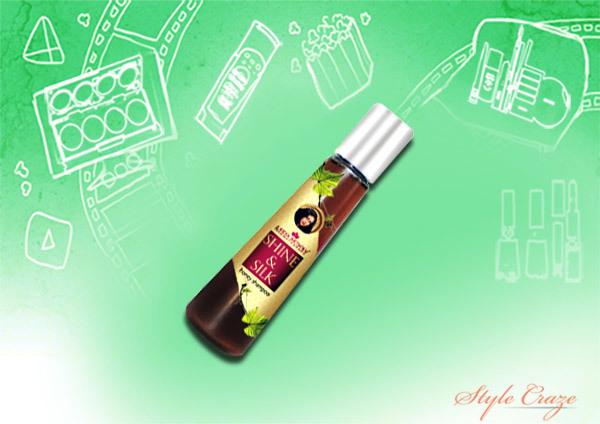 keya seth shine and silk 3 in 1 honey shampoo
