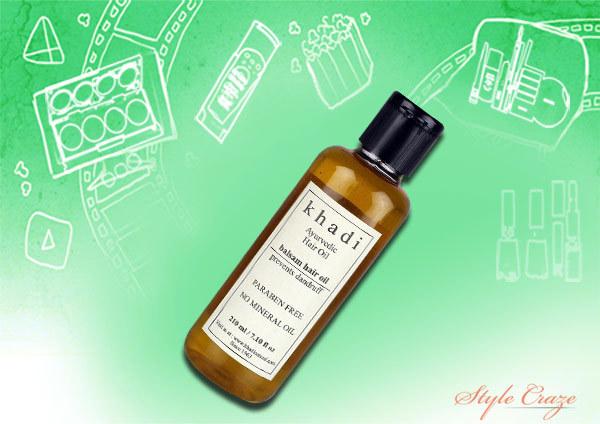 Khadi Anti Dandruff Hair Oil