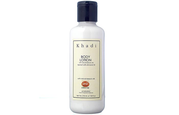 Khadi Body Lotion With Natural Beauty Oils - Skin Care Products For Dry Skin