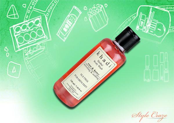Khadi Herbal body Wash