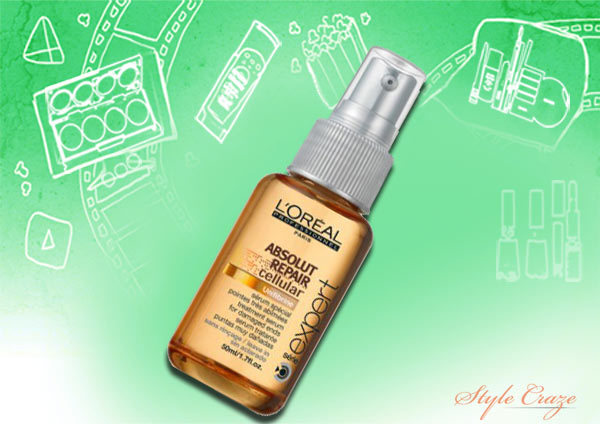 L'Oreal Serie Expert Absolut Repair Cellular Unifibrine Hair Serum