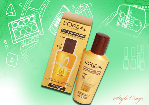 L'Oreal Smooth Intense Serum