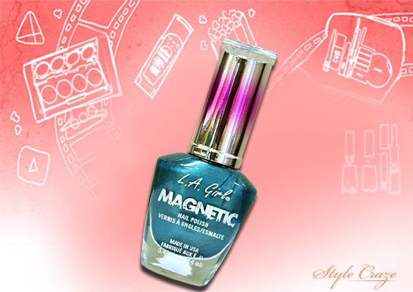 L.A Girl Magnetic Nail Polish