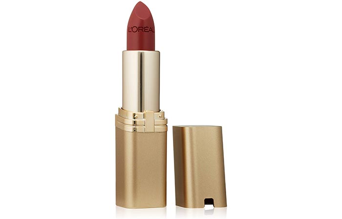 LOreal Color Riche Lip Color in Divine Wine