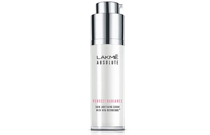 Lakmé Absolute Perfect Radiance Skin Lightening Serum - Face Serums For Dry Skin