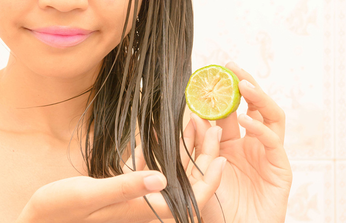 Image result for HAIR LOSS CONTROL WITH LEMON JUICE