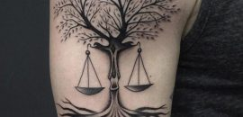 Libra-Tattoo-Designs