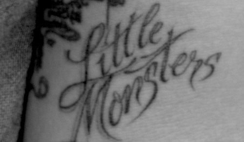 Little monsters Tattoo