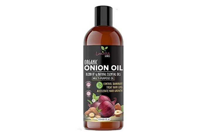 Luxura Sciences Organic Onion Oil
