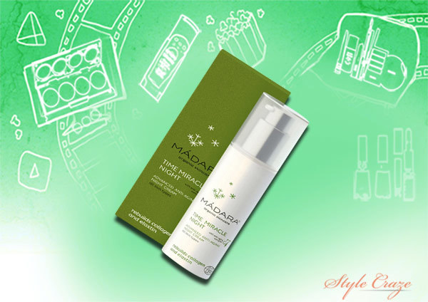 Madara Advanced Anti-aging Night Cream