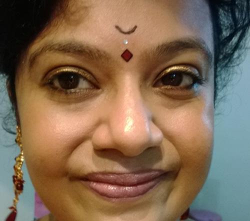 Maharashtrian Bridal Makeup 10