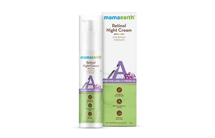 Mamaearth Retinol Night Cream