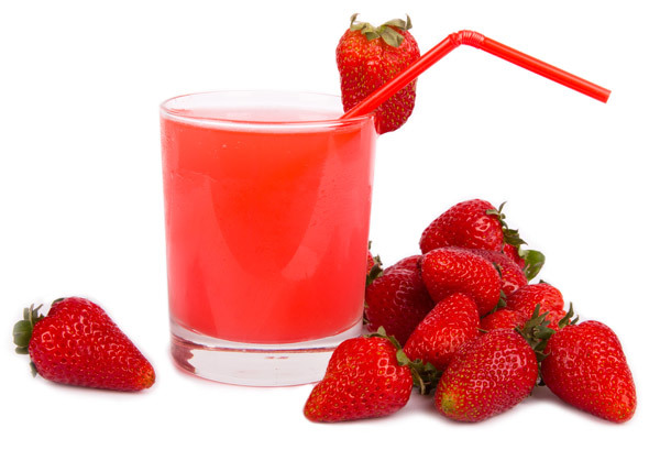 Best Food For Kidney - Mashed strawberries