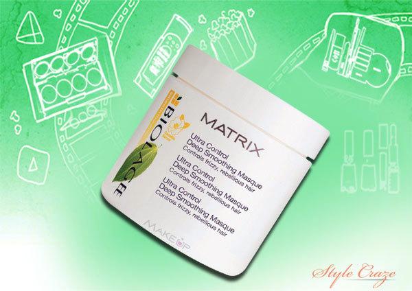 matrix biolage smooththerapie deep smoothing masque