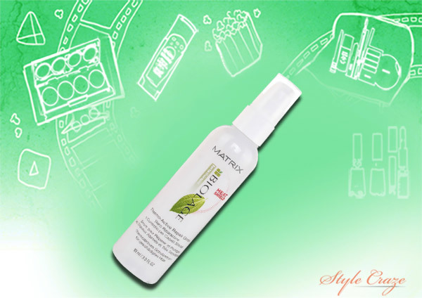 matrix biolage thermal active repair gloss