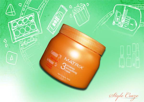 matrix opti care intense smooth and straightening hair mask Pinit