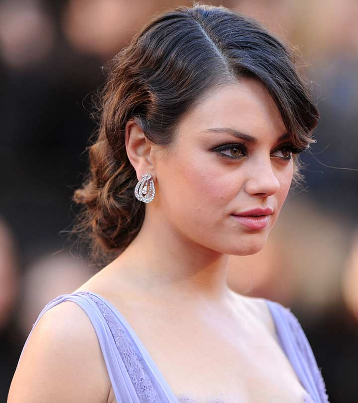 Mila Kunis Makeup, Beauty And Fitness Secrets Revealed
