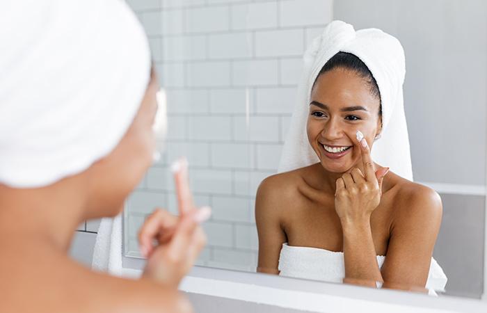 Moisturize Your Skin Daily