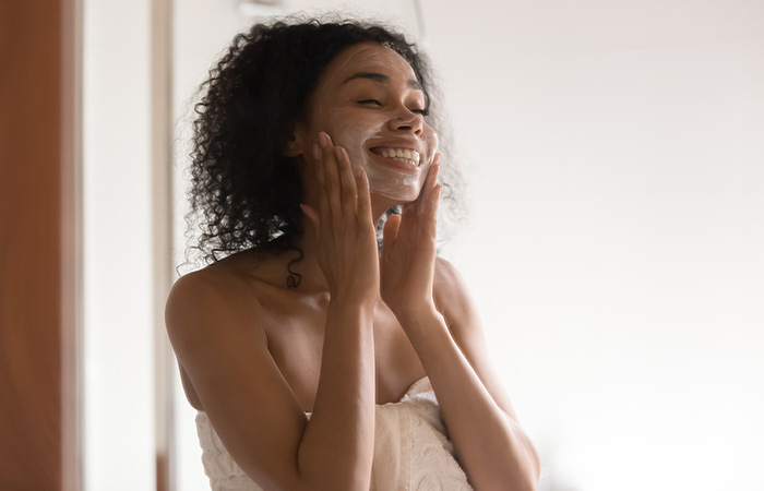 Morning Skin Care Routine For Dry Skin