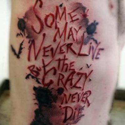 Top 10 Joker Tattoo Designs
