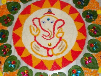 North-Indian-Rangoli-Designs