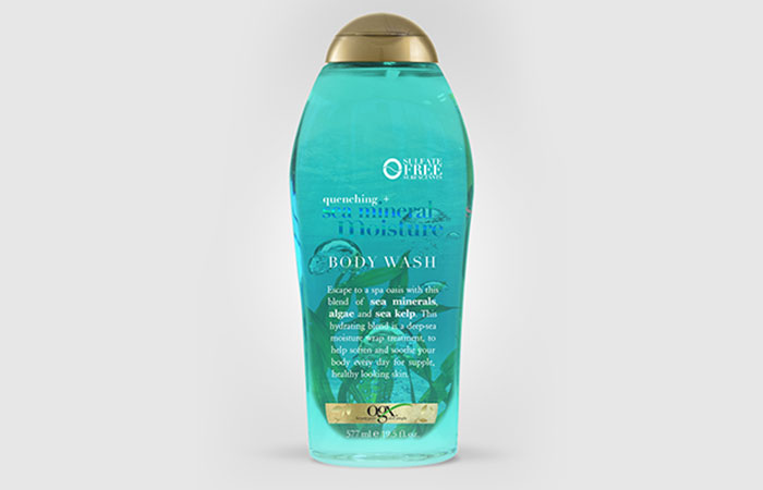OGX Quenching Sea Mineral Moisture Body Wash