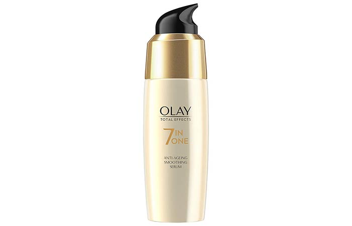 Olay Total Effects 7-In-1 Anti-Aging Smoothing Serum - Face Serums For Dry Skin