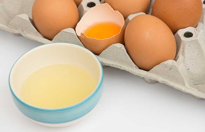 Olive-Oil-And-Egg-White-For-Hair-Loss