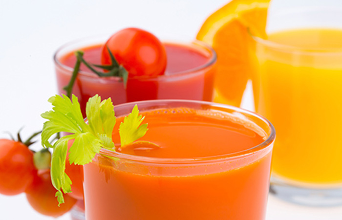 Orange & Carrot Mix Juice