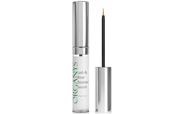 Best Eyelash Growth Serums - Organyc Eyelash & Eyebrow Growth Serum