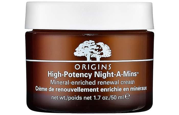 Origins High Potency Night A Mins Cream