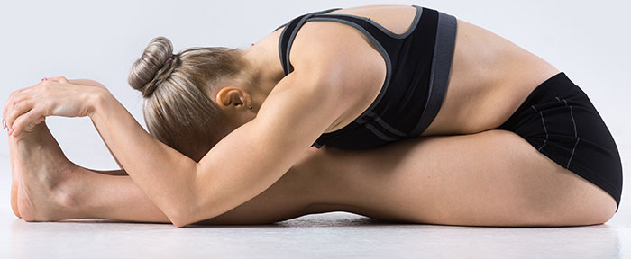 Pada Hastasana - Bikram Yoga