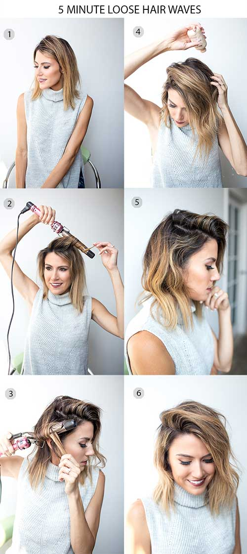 20 Incredible DIY Short Hairstyles , A Step,By,Step Guide