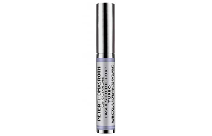 Best Eyelash Growth Serums - Peter Thomas Roth Lashes To Die For Turbo Nighttime Eyelash Treatment