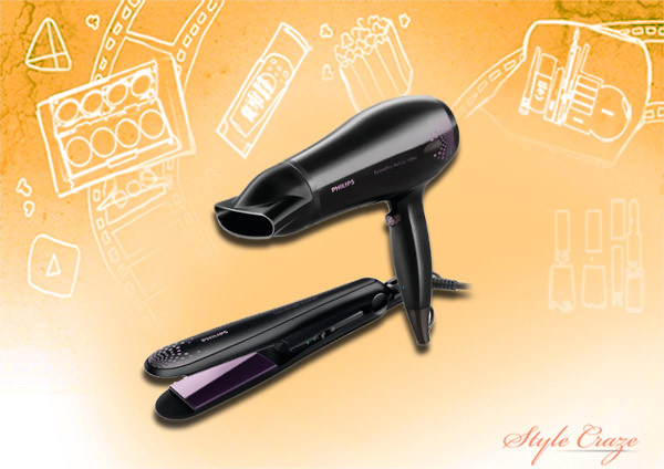 philips salondry active ion and salonstraight active ion xl hp8299