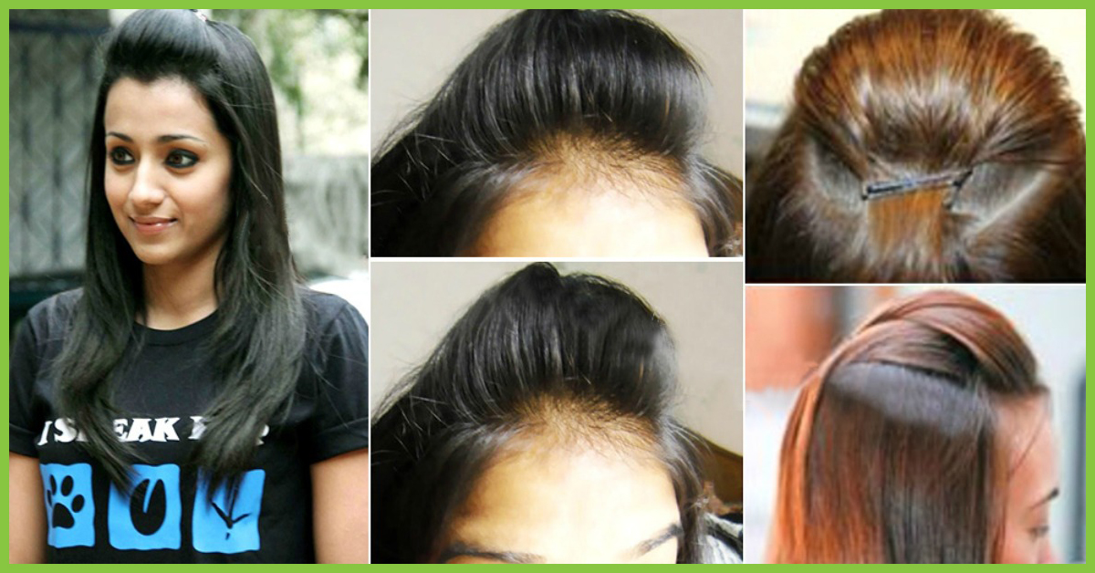 simple puff hairstyle for long hair step by step 4k