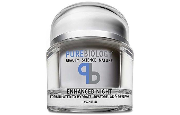 Pure Biology Enhanced Night