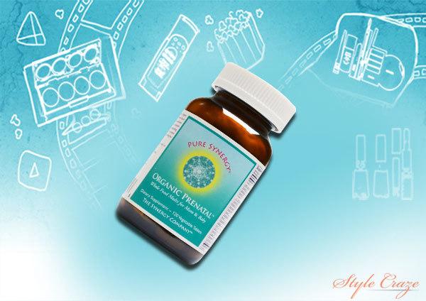 pure synergy organic prenatal