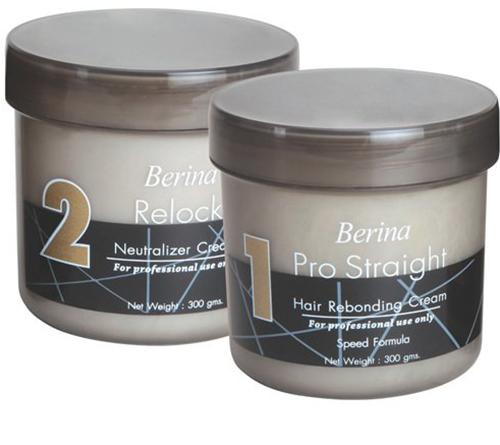 Rebonding Cream