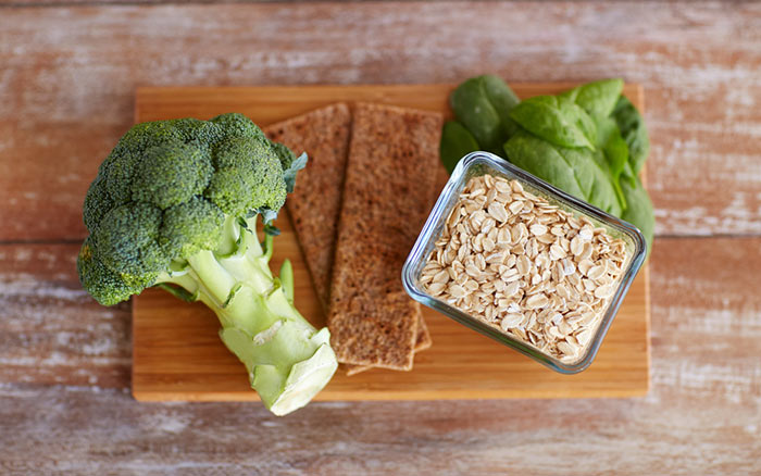 Recipe - Oatmeal With Vegetables